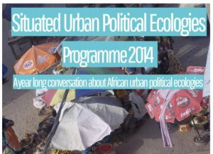 SUPE 2014 Programme African focus