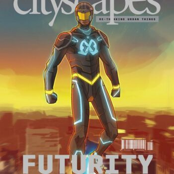 Cityscapes #7: Futurity