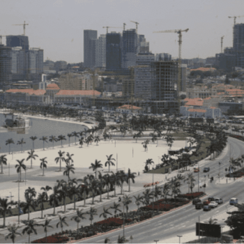 World-class city making in Africa – a view from Angola through the redevelopment of the Bay of Luanda