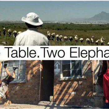 Teaser: 1 Table 2 Elephants