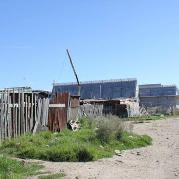 'A House for Dead People': Memory and spatial transformation in Red Location, Port Elizabeth