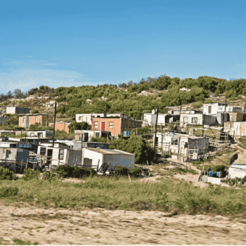 Resilience in South Africa's urban water landscape