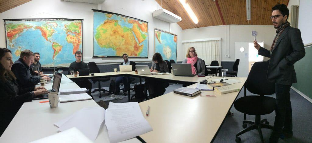 "ACC Winter School on ""Democratic Practices of Unequal Geographies"", year III PhD Course/Seminar, University of Cape Town"