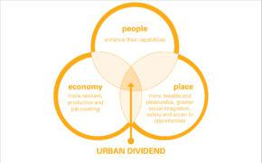 Integrated Urban Development Framework graph