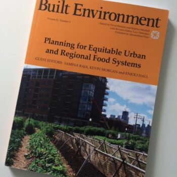 Food system transformation in the absence of food system planning: the case of supermarket and shopping mall retail expansion in Cape Town, South Africa