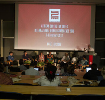 ACC International Urban Conference: A personal reflection