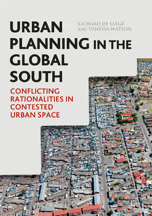 Urban Planning in the Global South - African Centre for Cities