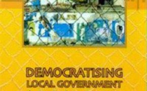Democratising Local Government cover
