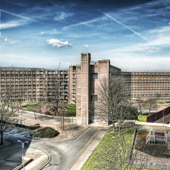 Urban Humanities Seminar Series: The Invention of the 'Sink Estate': Consequential Categorization and the UK Housing Crisis