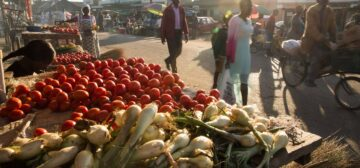 The planned 'city-region' in the New Urban Agenda: an appropriate framing for urban food security?