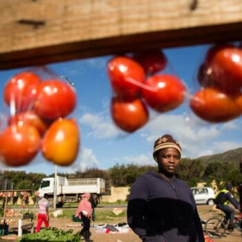 In the press: Informal trade may hold the key to food security