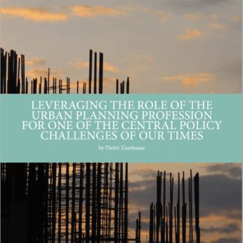 New ACC paper argues for strengthening integrity within the planning profession to combat corruption in urban development