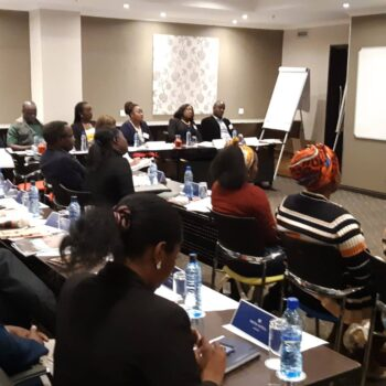 Cities of Integrity project launch in Zambia