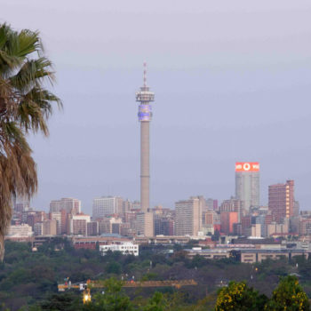 Green infrastructure in South African cities