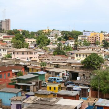 The macro-economic impact of two different industrial development pathways in Ghana