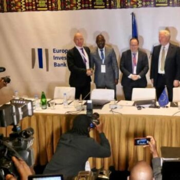 IN THE PRESS:  EU sets out its stall in Africa