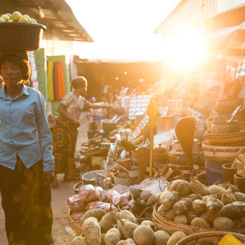 No Looking Back: [Food]ways forward for healthy African cities in light of climate change