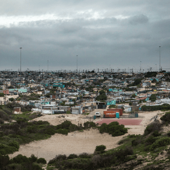 IN THE PRESS: Upgrades to informal settlements urgently needed
