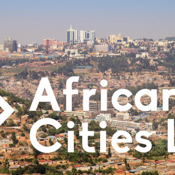 Online urban-development training by and for African professional