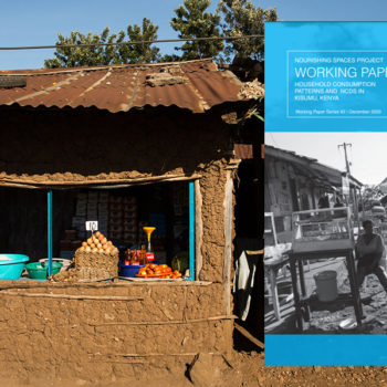 Working paper: Household consumption patterns and NCDs in Kisumu, Kenya